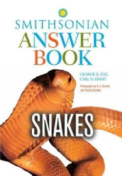 Snakes: Smithsonian Answer Book (Paperback)