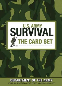 U.S. Army Survival: The Card Set (Cards)