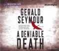 A Deniable Death (CD-Audio)