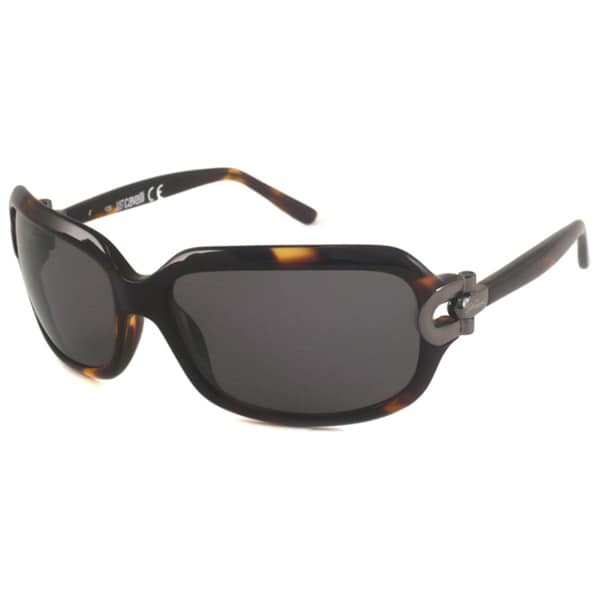 Just Cavalli Women's JC272S Rectangular Sunglasses with UV Protection
