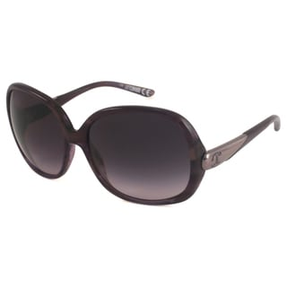 Just Cavalli Women's JC317S Rectangular Sunglasses