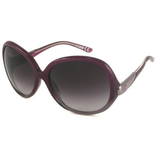 Just Cavalli Women's JC318S Rectangular Sunglasses