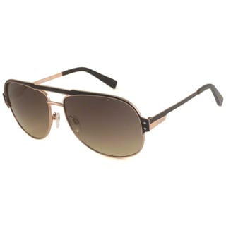 Just Cavalli Women's Brown JC323S Aviator Sunglasses