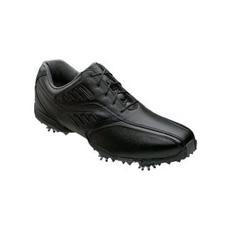 FootJoy Men's FJ Sreet LoPro Black Golf Shoes