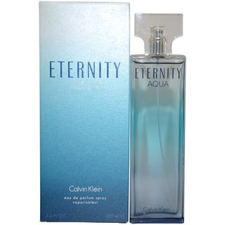 Calvin Klein Eternity Aqua Women's 3.4-ounce Eau de Parfum Spray
