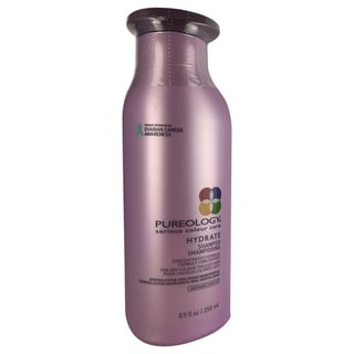 Hydrate Shampoo by Pureology for Unisex 8.5-ounce Shampoo