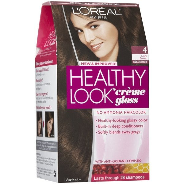 Loreal Excellence Coupons Printable Eating Out Deals In: L'oreal Paris Dark Brown/Dark Chocolate 4 Healthy Look
