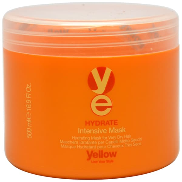 Alfaparf Yellow Hydrate Intensive 16.9-ounce Mask