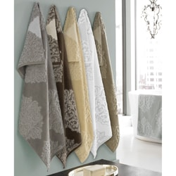 Trump Home Bedminster Medallion 3-piece 650 GSM Towel Set