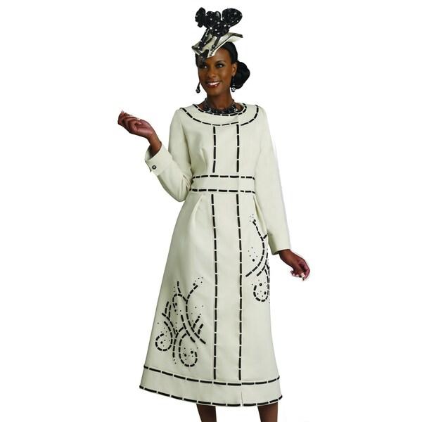 Lisa Rene Women's Embroidered Dress