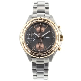 Fossil Women's Dylan Stainless Steel Watch