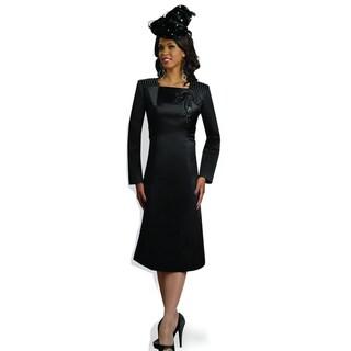 Lisa Rene Women's Formal Black Dress