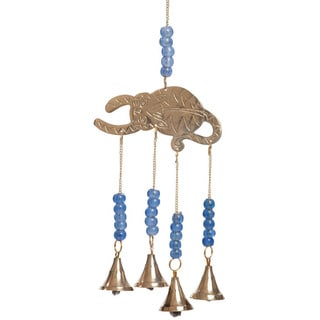 Brass Bell Cat Wind Chime Wind Chime (India)
