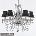 Venetian Style All Crystal Chandelier