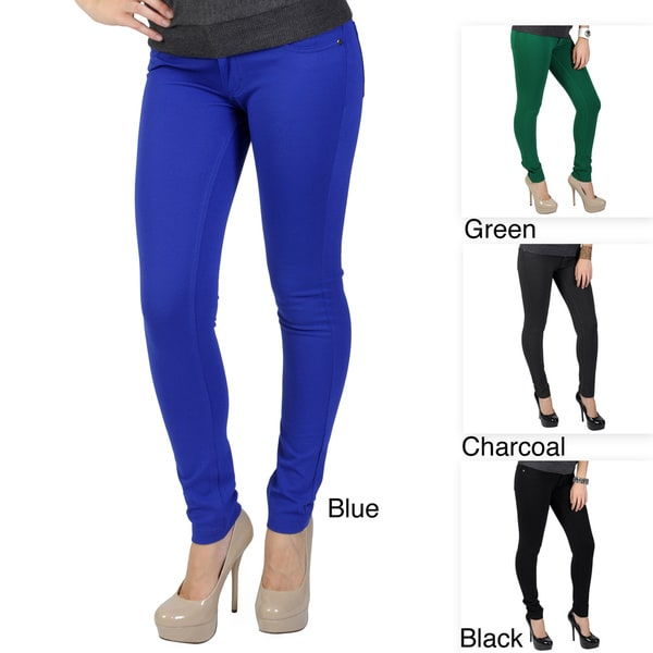 T by Hailey Jeans Co. Juniors Stretchy Skinny Pants