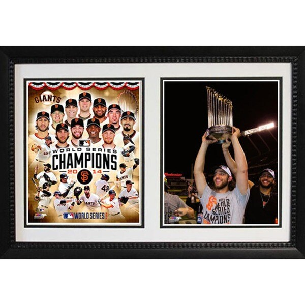 2012 San Francisco Giants Championship Vertical Photograph Frame (12x18)