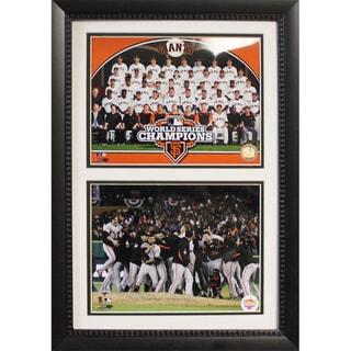 2012 San Francisco Giants Championship Vertical Photograph Frame (12x18)