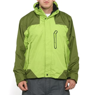 Pulse Men's 'Andes' 3-in-1 Snowboard Jacket