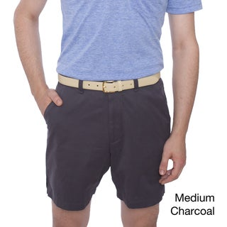 American Apparel Men's Cotton Twill Postal Shorts