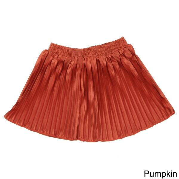 American Apparel Kids Accordion Pleat Skirt