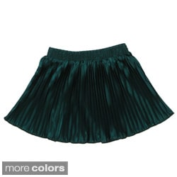 American Apparel Toddler Accordion Pleat Skirt