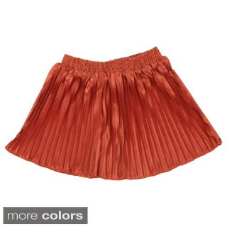 American Apparel Kids Accordion Pleat Skirt