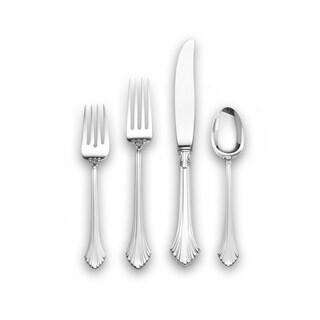 Wallace French Regency 4-piece Sterling Silver Flatware Set