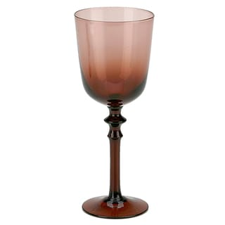 IMPULSE! Vincenza Violet Wine Goblets (Set of 4)