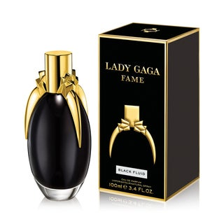 Lady Gaga 'Fame Black Fluid' Women's 3.4-ounce Eau de Parfum Spray
