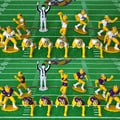 Kaskey Kids LSU Football Guys
