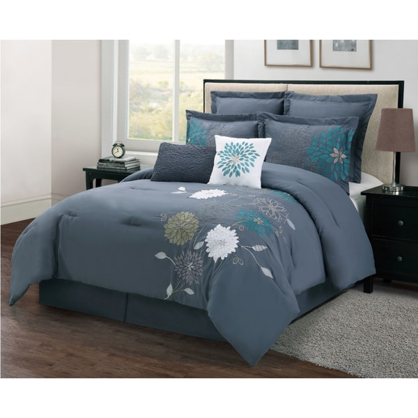 Florence 8-piece Comforter Set