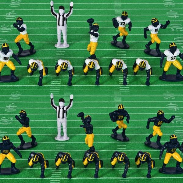 Kaskey Kids Michigan Football Guys