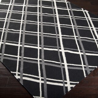 Hand-woven Tempe Wool Rug
