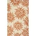 Hand-hooked Destin Indoor/Outdoor Floral Rug