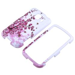 Snap-on Spring Flowers Case for LG LS670 Optimus S