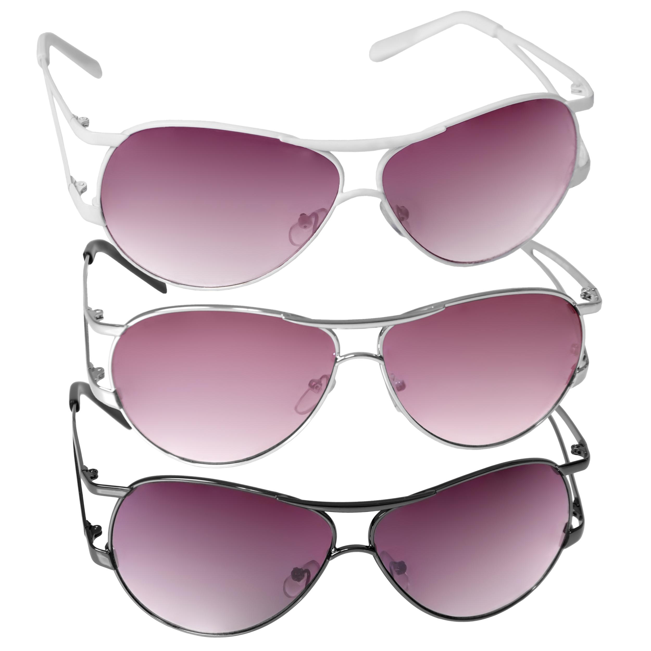 Adi Designs Women's Aviator Sunglasses