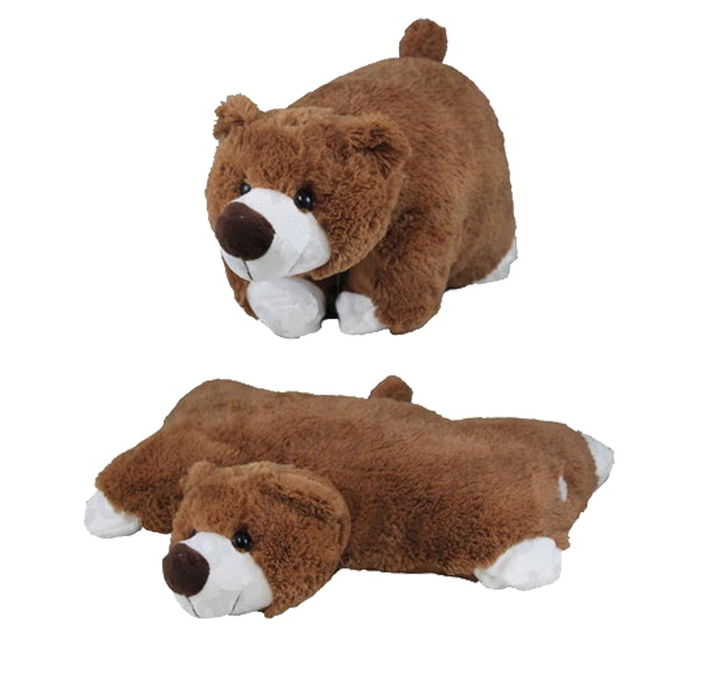 Animal Pillow Case As Seen On Tv : As Seen on TV Pet Bear Animal Pillow - 13586183 - Overstock.com Shopping - Great Deals on Animal ...