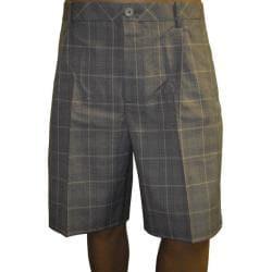 London Fog Men's Ashworth EZ-Tech Plaid Shorts