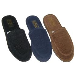 Corduroy House Shoes