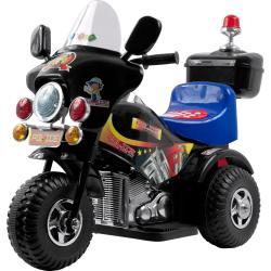 Lil' Rider Black Battery Operated 3-wheel Bike