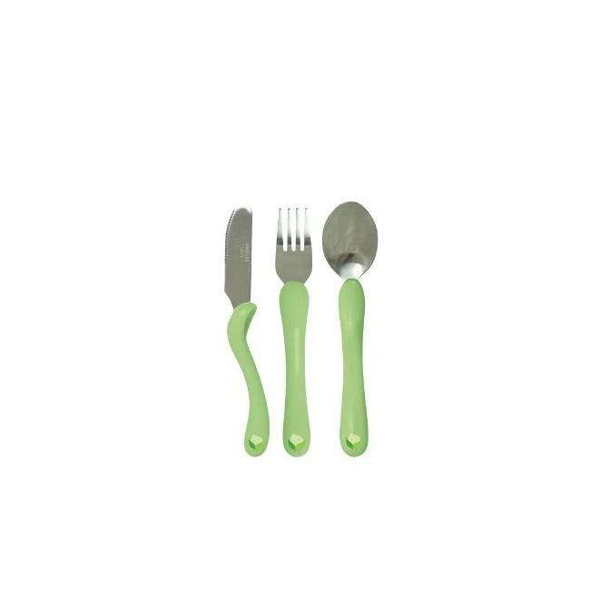 Green Sprouts Eco-Friendly Toddler Cutlery Set
