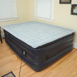 Easy Riser Air Cloud 25-inch Full-size Pillowtop Airbed