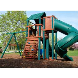 Swing-N-Slide Soaring Summerville Twist Playset