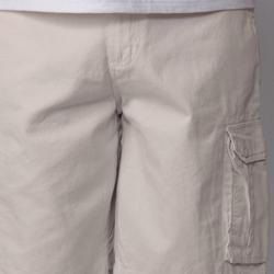 Caravan Brand  Men's Twill Cargo Shorts