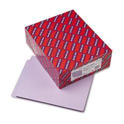 Smead Colored File Folders- Straight Cut-