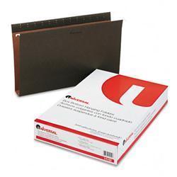 Universal 2 Capacity Box Bottom Hanging Folders-