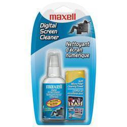 Maxell Digital Screen Cleaner 1.69oz & Towel