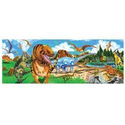 Melissa & Doug Land of Dinosaurs 48-piece Floor Puzzle
