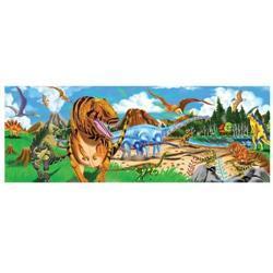 Melissa & Doug Land of Dinosaurs 48-piece Floor Puzzle