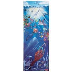 Melissa & Doug Under the Sea 100-piece Floor Puzzle